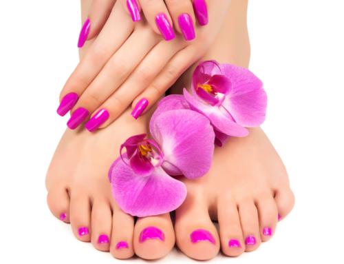 Gepflegte Füße für den Frühling